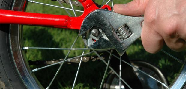 Charitable Build a bike Teambuilding