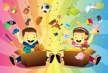 Toys and Games for Girls and Boys